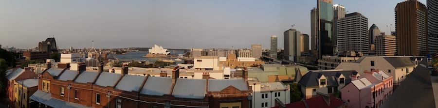 sydney yha harbour