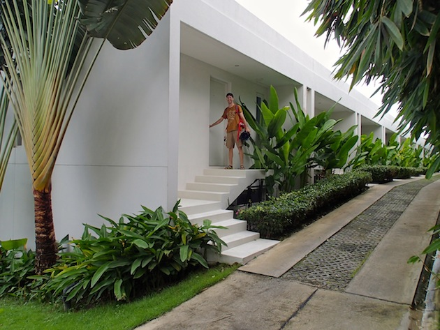 intercambio casa tailandia