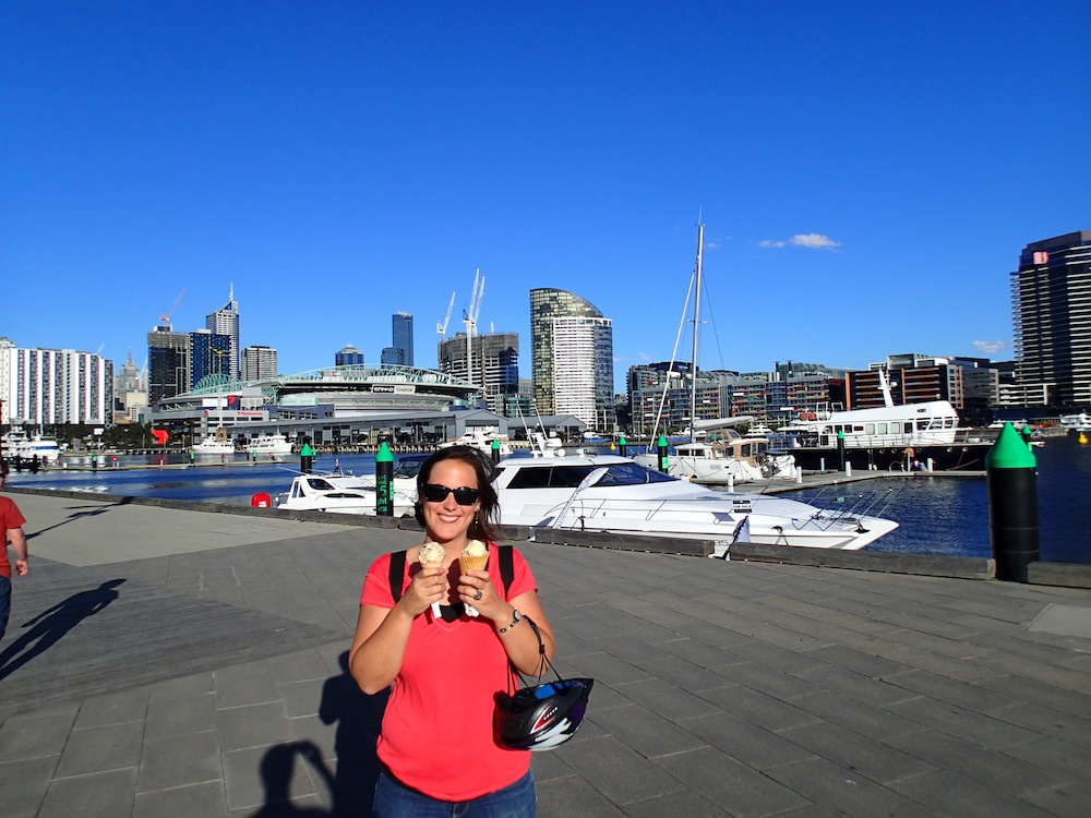 Docklands Melbourne