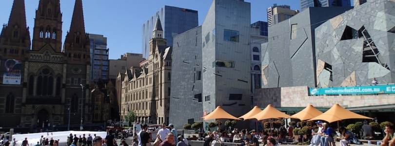 Fed Square Melbourne