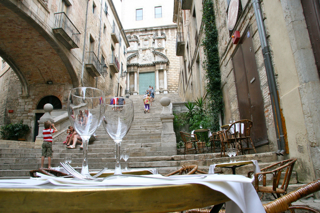 Cafe Le Bistrot, Girona