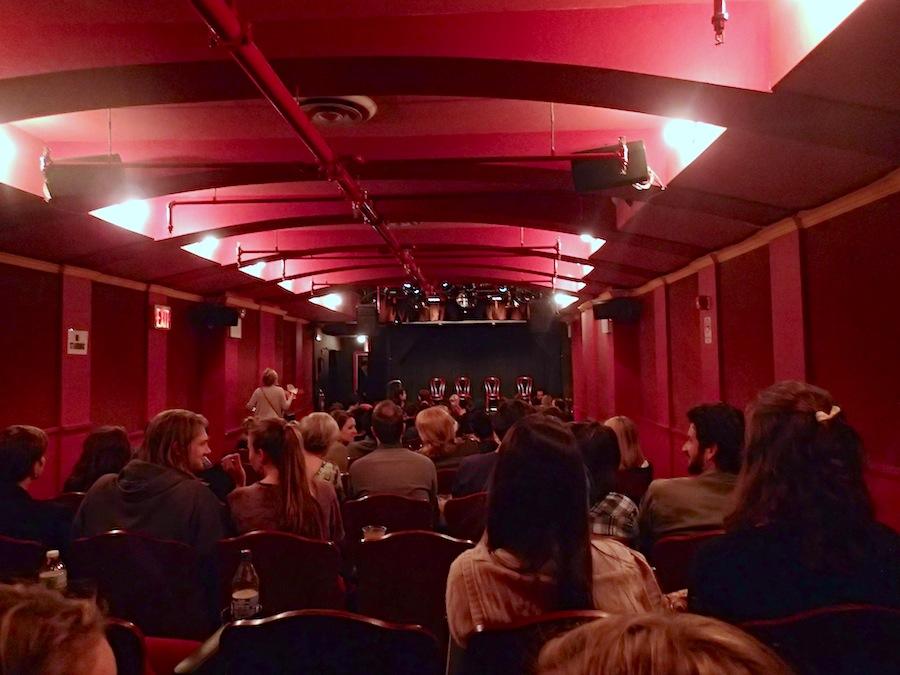 improv comedy ubc theatre