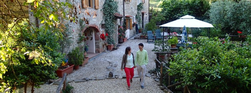 intercambio de casa en la Toscana