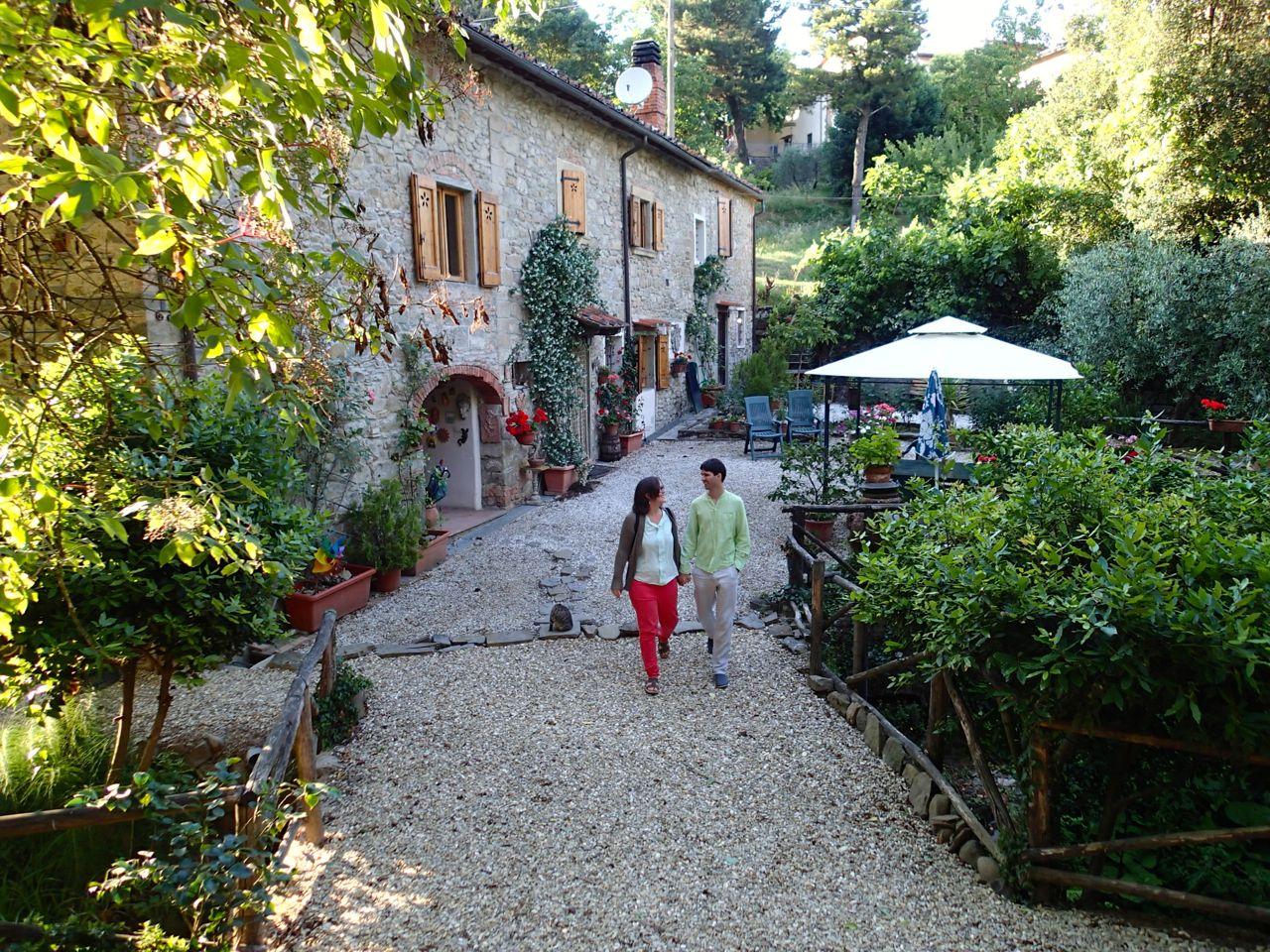 Balance de un intercambio de casa en la toscana blog for La casa toscana tradizionale