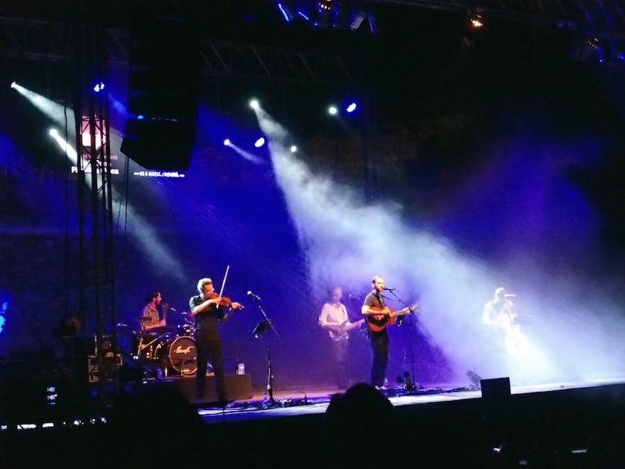 Blaumut en el Festival Sons del Món, 2015