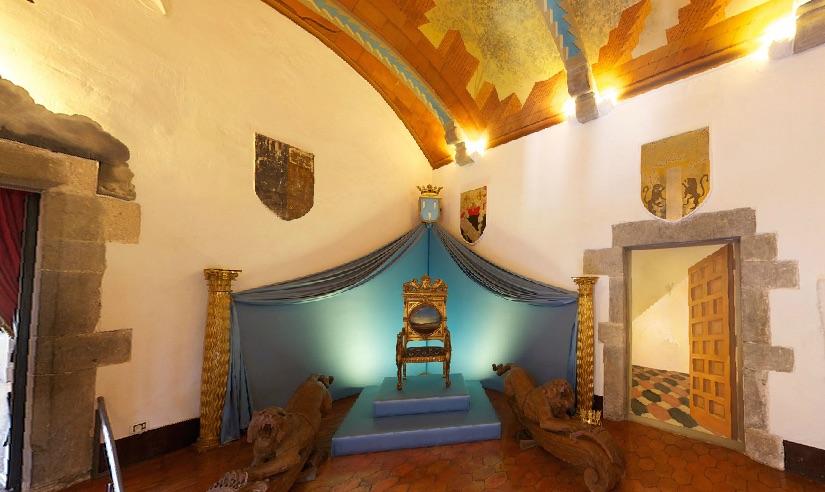 Castell de Púbol