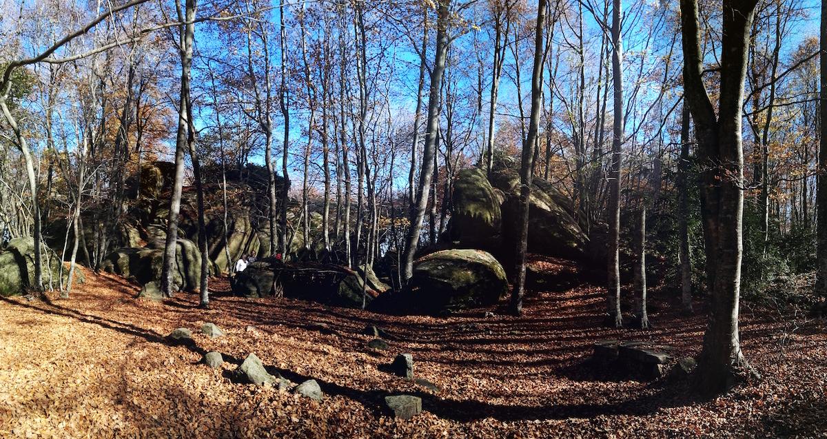 Rocas Encadenadas