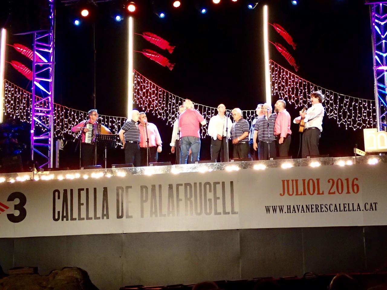 Habaneras Calella