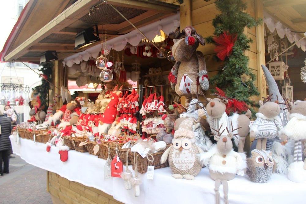 Mercado de Navidad ~Foto: Cristina Pagetti